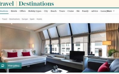 The Telegraph Hotel Miró Critique