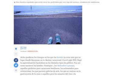Los mejores hoteles para «trendsters» de España