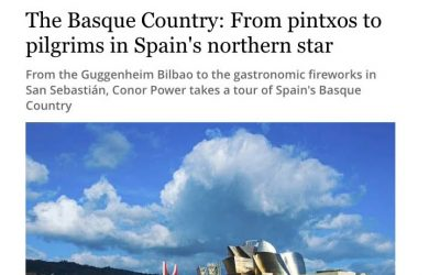 The Basque Country: From pintxos to pilgrims in Spain's northern star.